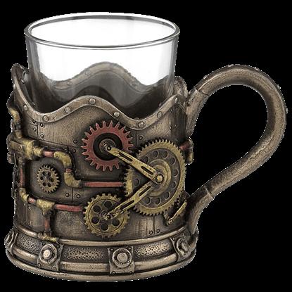 Steampunk Shot Glass