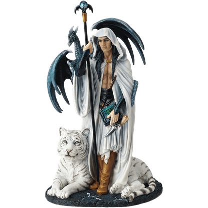 Arcana The Magi Statue By Ruth Thompson