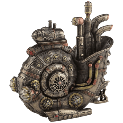 Nautilus Steampunk Submarine Trinket Box