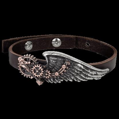 The Black Baron Wingstrap Bracelet