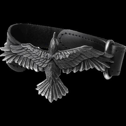 Black Consort Wrist Strap