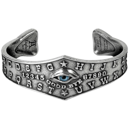 Ouija Eye Bangle
