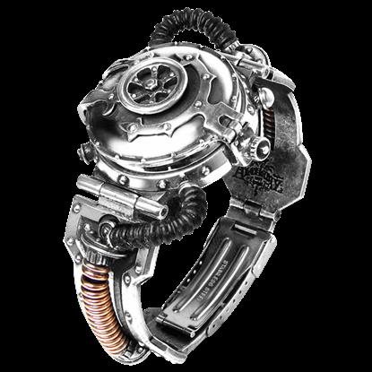 EER Steam-Powered Entropy Calibrator Wristwatch