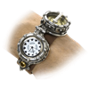Aviator's Wrist-Goggle Chronomitor Wrist Watch