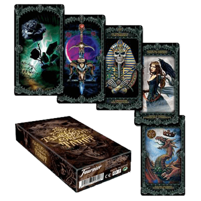 Alchemy Tarot Cards