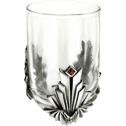 Chrysler Bat Shot Glass