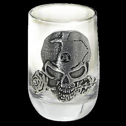 The Alchemist Shot Glass