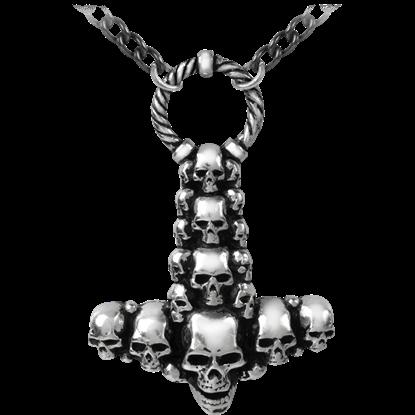 Skullhammer Necklace