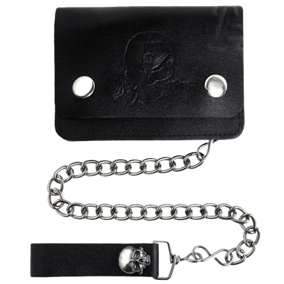 Chained Alchemist Biker Wallet