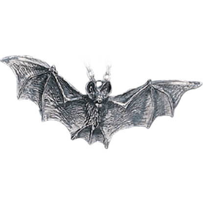 Darkling Bat Necklace