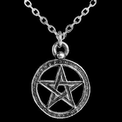 Dantes Hex Necklace