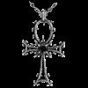 Gothic Ankh Necklace