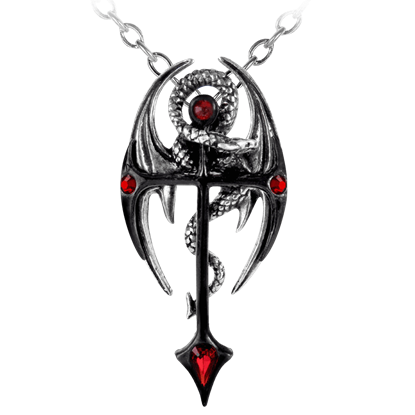 Draconkreuz Necklace