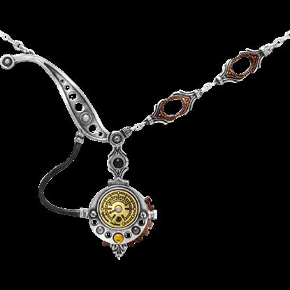Quantum Displacer Control Necklace