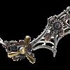 Daedalus Penna Scientia Steampunk Necklace