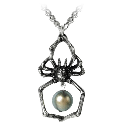 Glistercreep Necklace
