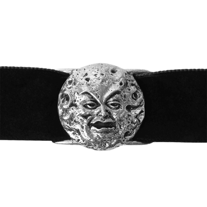 Man in the Moon Choker