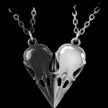 Corvus Coeur Necklace