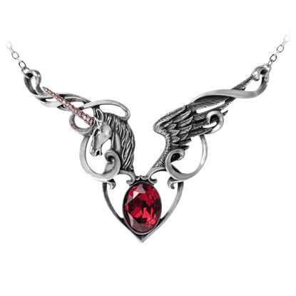 Maidens Conquest Necklace