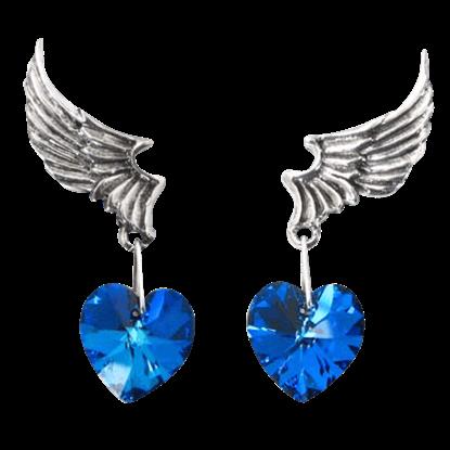 El Corazon Earrings