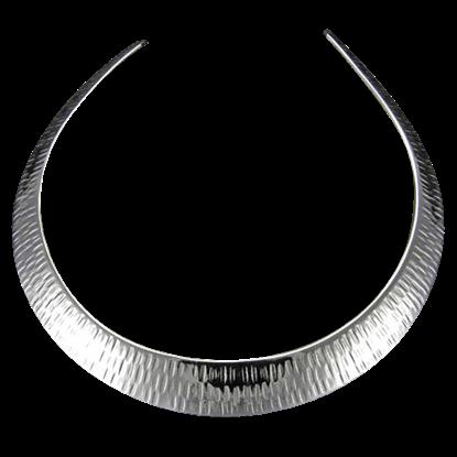 Artisan's Silver Choker