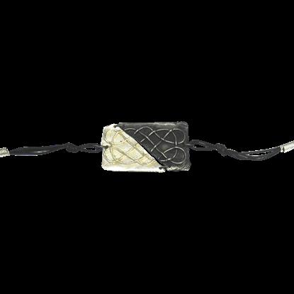 Silver Knotwork Artisan Bracelet