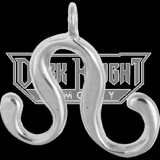 Leo Zodiac Charm Necklace