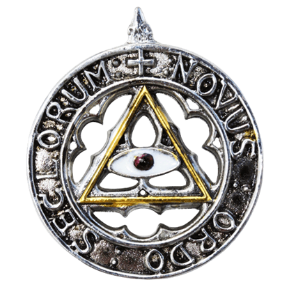 Templar's New Order of the Ages Necklace