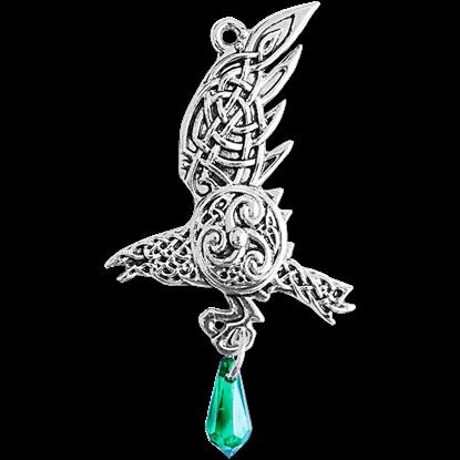 Brans Raven Necklace