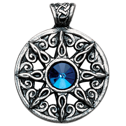 Ring of the Heavens Necklace