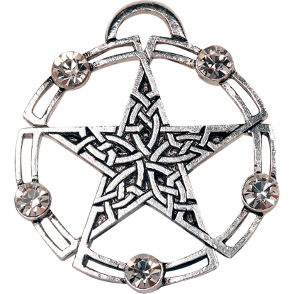 Celtic Pentagram Necklace