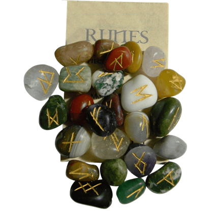 Multi-Stone Set of Rune Stones