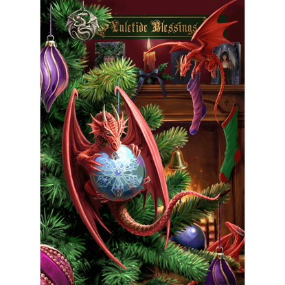 Little Helpers - Yuletide Cards 6 Pack