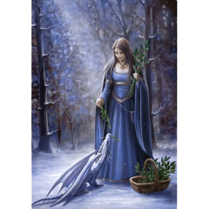 Solstice Gathering - Yuletide Cards 6 Pack