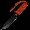 Biohazard Low Profile Drop Point Combat Knife