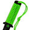 Biohazard Low Profile Green Commando Combat Knife