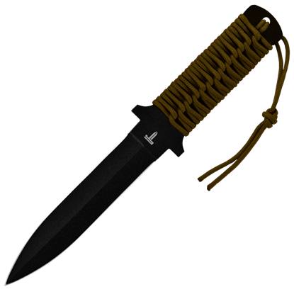 Xpedition Low Profile Commando Tactical Knife