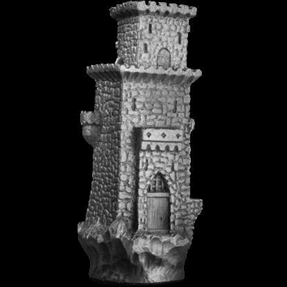 Castle Keep Figurine