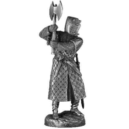 Evil Royal Guard Figurine