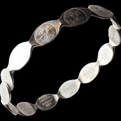 Dothraki Full Silver Armband