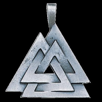 Pict's Knot Necklace