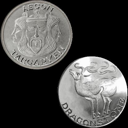 Silver Stag of Aegon Targaryen