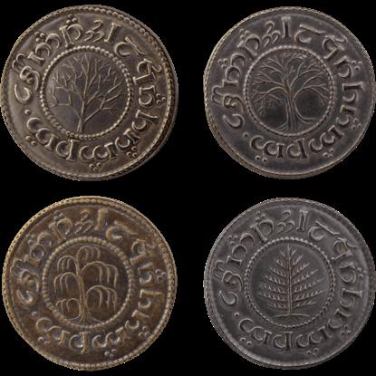 Hobbit Pennies Set