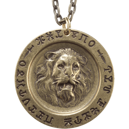 Aquilonian Coin Necklace