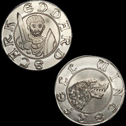 Silver Stag of Eddard Stark