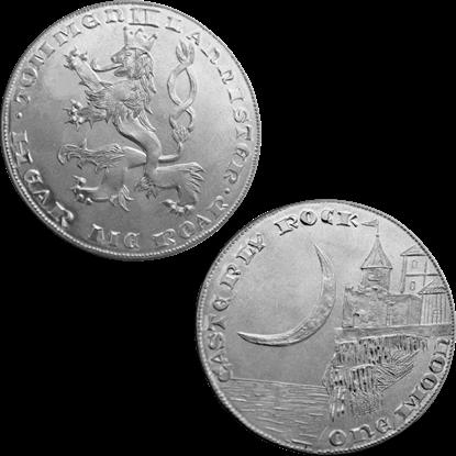 Silver Moon of Tommen II Lannister