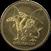 Daemon Blackfyre Golden Dragon