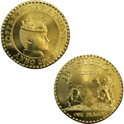 Joffrey Baratheon Golden Dragon