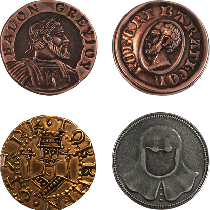 Game of Thrones Coins of Westeros Set