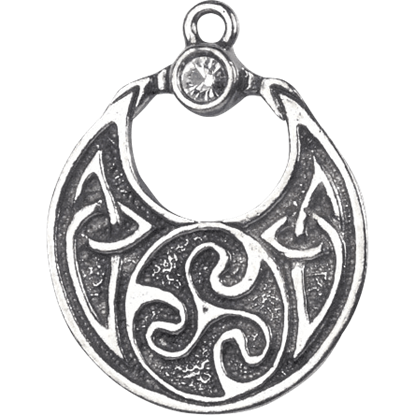 Celtic Necklace of Courage